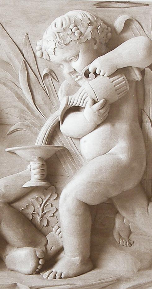 Les cherubins detail