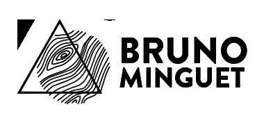 Logo Bruno Minguet noir